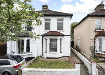 Thumbnail 2 bed semi-detached house for sale in Chelsham Road, South Croydon