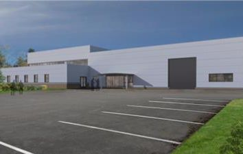 Thumbnail Light industrial to let in Self- Contained Trade Counter, Media Point, Wrexham Road, Mold, Flintshire