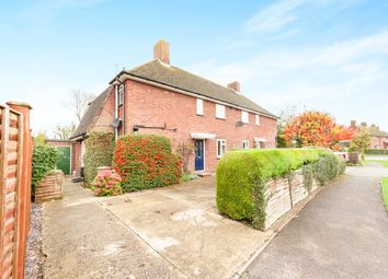 Thumbnail 3 bed semi-detached house for sale in Eskdale Road, Stoke Mandeville, Aylesbury