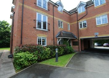 Thumbnail 2 bed flat for sale in Birchfield Close, Tamworth