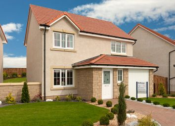Thumbnail 3 bed detached house for sale in Myreside Street, Glasgow