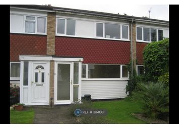 Thumbnail 3 bed terraced house to rent in Woodcote Drive, Orpington