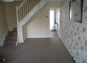 Thumbnail 2 bed terraced house to rent in St Annes Crescent, Undy, Caldicot
