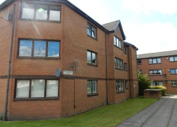 Thumbnail 2 bed flat to rent in Whittagreen Court, Newarthill, Motherwell