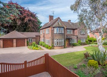 Thumbnail 5 bedroom detached house for sale in Great Cornard, Sudbury, Suffolk