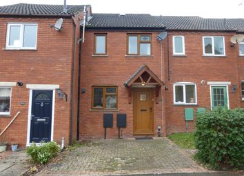 Thumbnail 2 bed terraced house for sale in Mulberry Close, Belmont, Hereford
