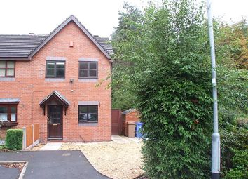 Thumbnail 3 bed semi-detached house to rent in Broadmine Street, Fenton, Stoke-On-Trent