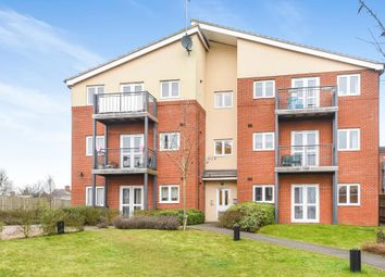 Thumbnail 2 bed flat for sale in Desborough Crescent, Oxford OX4,