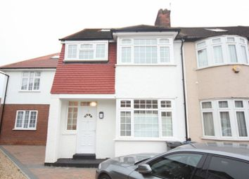 Thumbnail 5 bed terraced house to rent in St. Ursula Road, Southall