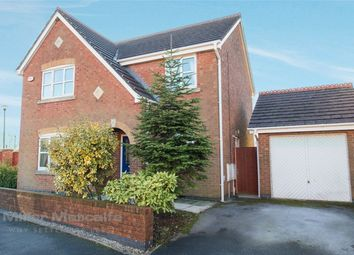 Thumbnail 4 bed detached house for sale in Bristle Hall Way, Westhoughton, Bolton, Lancashire