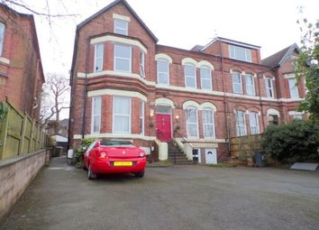 Thumbnail 1 bed flat to rent in Wellington Road, Prenton