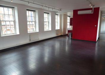 Thumbnail Studio to rent in Vittoria Street, Hockley, Birmingham