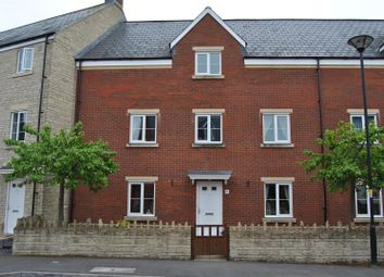 Thumbnail 4 bed town house for sale in White Eagle Road, Haydon End, Swindon