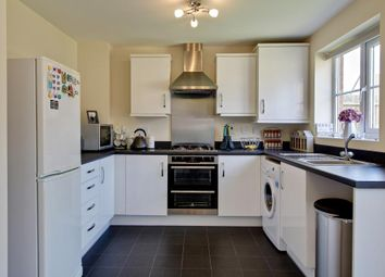 Thumbnail 3 bed semi-detached house for sale in Brookfield Road, Burbage, Hinckley