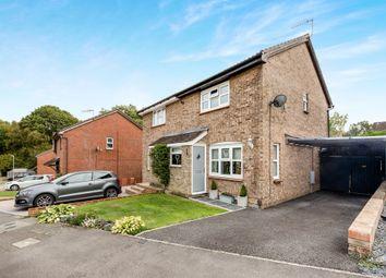 Thumbnail 3 bed semi-detached house for sale in Ashenden Walk, Tunbridge Wells