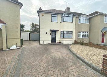 Thumbnail 3 bed semi-detached house for sale in Eyhurst Avenue, Elm Park, Hornchurch
