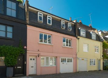 Thumbnail 3 bed terraced house for sale in St. Stephens Mews, London