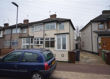 Thumbnail 3 bed semi-detached house to rent in Oval Road North, Dagenham