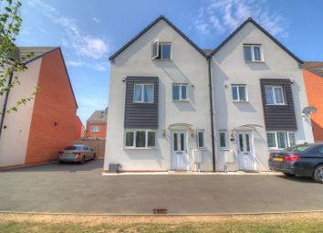 4 bed semi-detached house for sale in Townley Walk, Coventry CV6