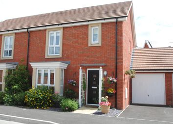 Thumbnail 3 bed semi-detached house for sale in Feddon Close, Stoke Orchard, Cheltenham