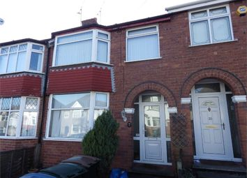 Thumbnail 4 bed terraced house to rent in John Grace Street, Coventry, West Midlands