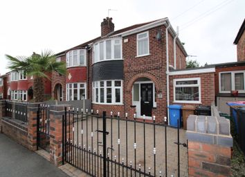 Thumbnail 3 bed semi-detached house for sale in Entwisle Street, Wardley, Swinton, Manchester