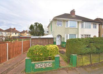 Thumbnail 3 bed semi-detached house for sale in Elston Place, Aldershot