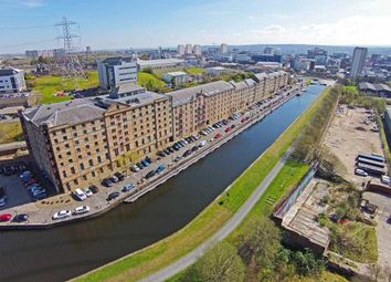Thumbnail 2 bed flat to rent in Speirs Wharf, Glasgow
