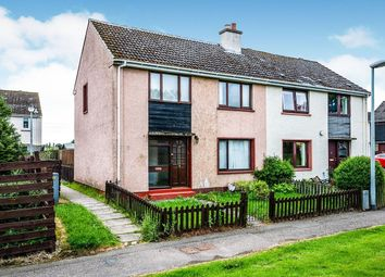 3 bed semi-detached house for sale in Woodlands Drive, Milton, Invergordon IV18