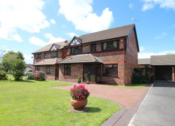 Thumbnail 4 bed detached house for sale in Waun Y Felin, Penclawdd, Swansea