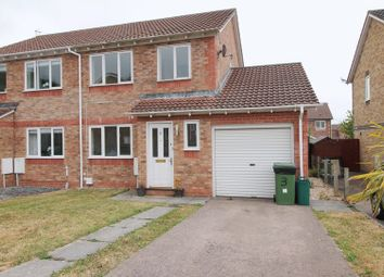 Thumbnail 3 bed semi-detached house for sale in Clos Pinwydden, Llanharry