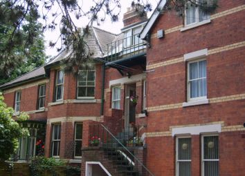Thumbnail 2 bed flat to rent in Hafod Road, Hereford