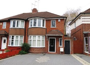 Thumbnail 2 bed property to rent in Corisande Road, Selly Oak, Birmingham
