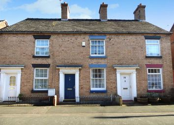 Thumbnail 2 bedroom terraced house for sale in Court Street, Madeley, Telford, Shropshire