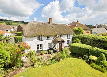 Thumbnail 4 bedroom detached house for sale in King Street, Silverton, Exeter