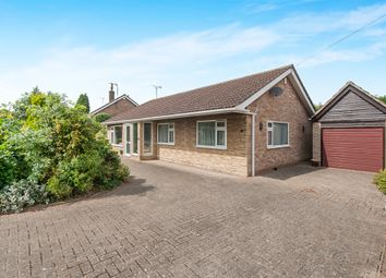Thumbnail 3 bedroom detached bungalow for sale in Bellamy Road, Oundle, Peterborough