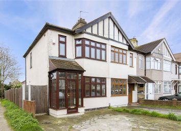 Thumbnail 3 bed end terrace house for sale in Cherry Tree Close, Rainham