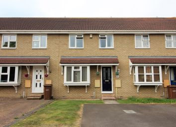 Thumbnail 3 bed terraced house for sale in Cranmere Court, Rochester