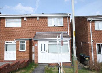 Thumbnail 2 bed semi-detached house for sale in Rosedale Road, Crawcrook, Ryton
