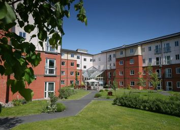 Thumbnail 2 bed flat for sale in Rowan Village, Meir, Stoke-On-Trent