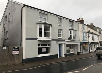 Thumbnail Retail premises to let in 79 & 80 Fore Street, Chudleigh, Devon