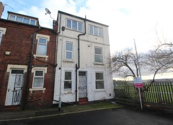 Thumbnail 3 bedroom terraced house for sale in Clark Avenue, Leeds