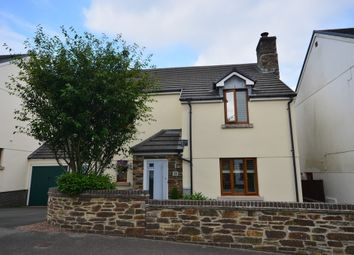 Thumbnail 4 bed detached house for sale in Chyvelah Vale, Gloweth, Truro