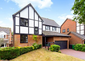 Thumbnail 5 bed detached house to rent in Strouds Meadow, Cold Ash, Thatcham
