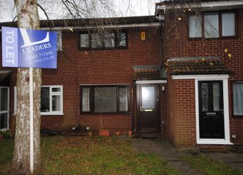 Thumbnail 2 bed terraced house to rent in Dove Close, Birchwood, Warrington