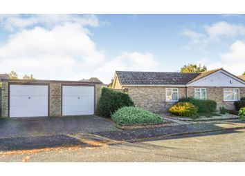 Thumbnail 4 bed detached bungalow for sale in The Close, Ipswich