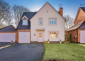 Thumbnail 4 bed detached house for sale in 12 Lytham Green, Muxton, Telford