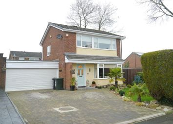 Thumbnail 3 bedroom detached house for sale in Highfield Place, Wideopen, Newcastle Upon Tyne