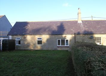 Thumbnail 2 bed semi-detached bungalow to rent in Rock, Alnwick