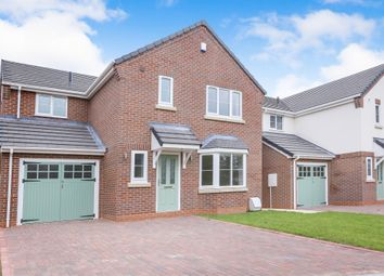 Thumbnail 4 bed detached house for sale in Wood Road, Codsall, Wolverhampton